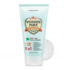 Пенка для очищения пор   Wonder Pore Deep Foaming Cleanser   ETUDE HOUSE