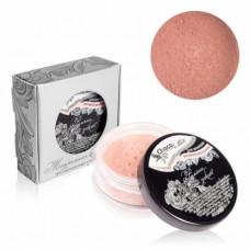 Румяна минеральные  РОЗОВЫЙ ЗАКАТ  розового цвета с медным оттенком  3g ChocoLatte