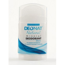 Минеральный дезодорант   ЧИСТЫЙ RELAX   плоский кристалл   100g DeoNat