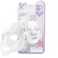 Тканевая маска с молоком   Milk Deep Power Ringer Mask Pack   Elizavecca