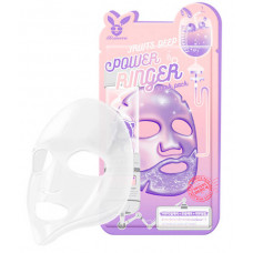 Тканевая маска для лица фруктовая   Fruits Deep Power Ringer Mask Pack   Elizavecca