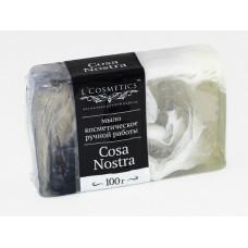Мыло ручной работы   COSA NOSTRA   по мотивам Chanel — Egoiste Platimun   100g L'Cosmetics