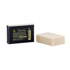 Натуральное мыло   ЗИМНИЙ ВЕЧЕР   с эфирным маслом апельсина и ели   110g Мастерская Олеси Мустаевой