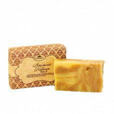 Натуральное мыло ручной работы  АПЕЛЬСИН И КОРИЦА  антицеллюлитное, упругость кожи, антисептическое, в подарочной упаковке  100g СпивакЪ